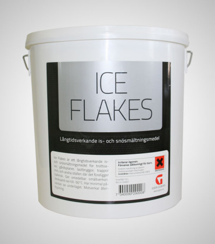 Ice Flakes, IS2001