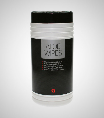 Aloe Wipes – 80 st
