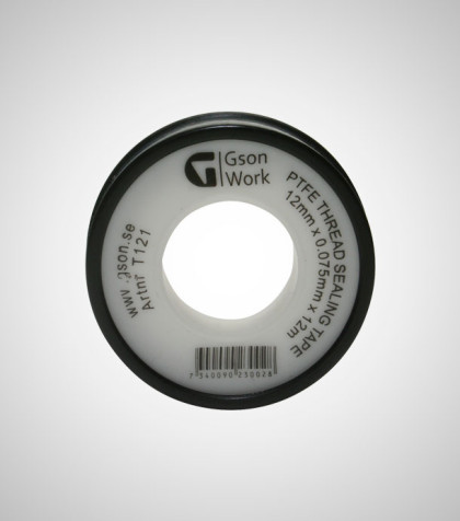 PTFE Thread Sealing Tape, T121