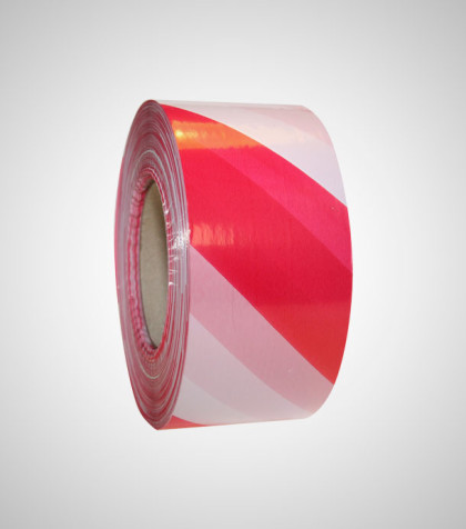 Safety Band Red/White, T135