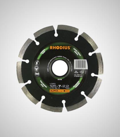 Diamond Cutting Disc, K576 m fl