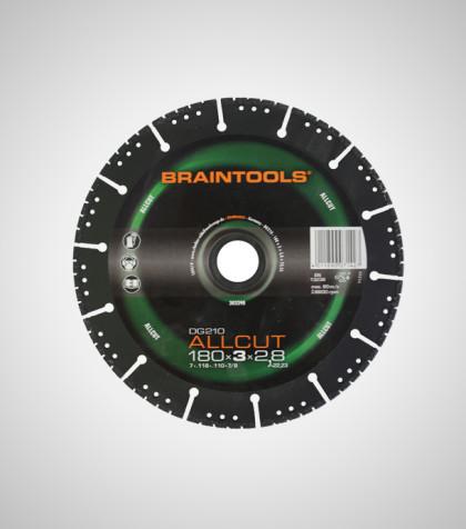 Allcut Diamond Cutting Disc, K701 m fl