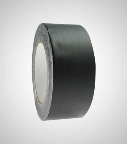 Duct Tape Black, T156