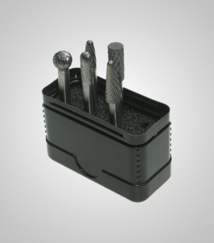 Carbide Burr Set Blackbox