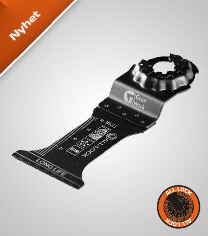 Multiblade All-Lock Bi-Metal 45×56 mm
