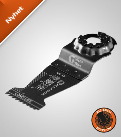 Multiblade All-Lock Wood HCS 34×50 mm