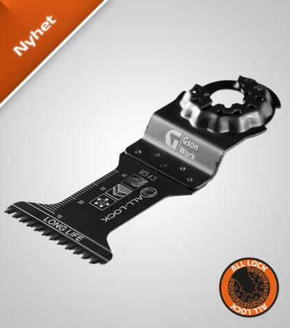 Multiblade All-Lock Wood HCS 45×50 mm