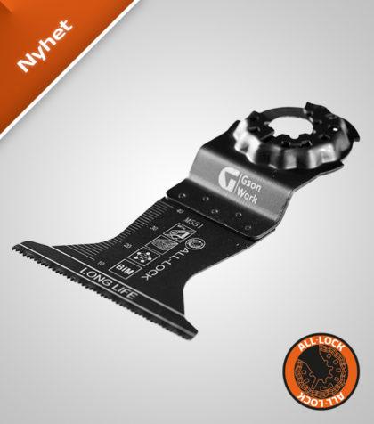 Multiblade All-Lock Bi-Metal 65×40 mm