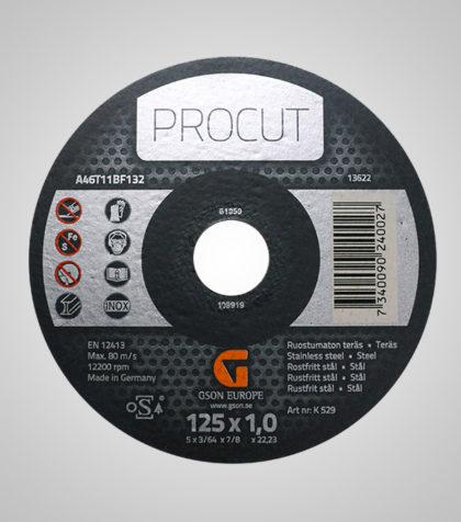 Procut  125×1.0