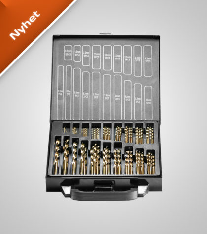 HSS-G Cobolt Drill Set 1-10.2 mm 70 st