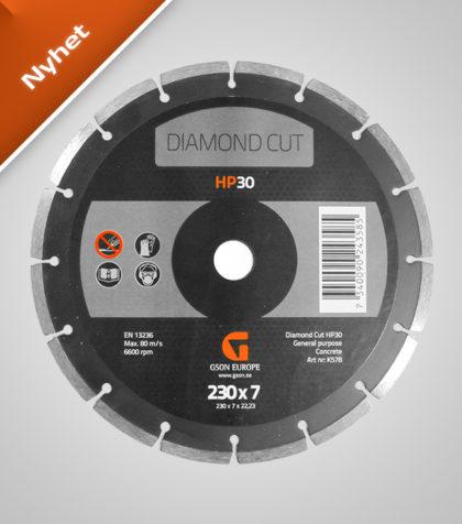 Diamond 230×7