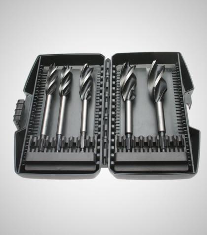 Quickcut Drill Set (5 delar/parts)