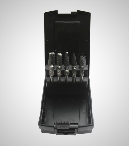 Carbide Burr Set (10 delar/parts)