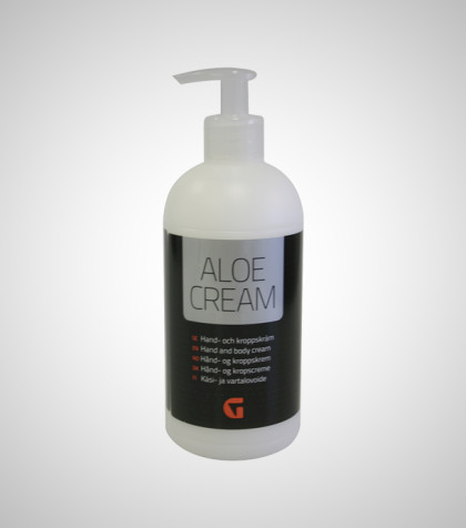 Aloe Cream – 500 ml