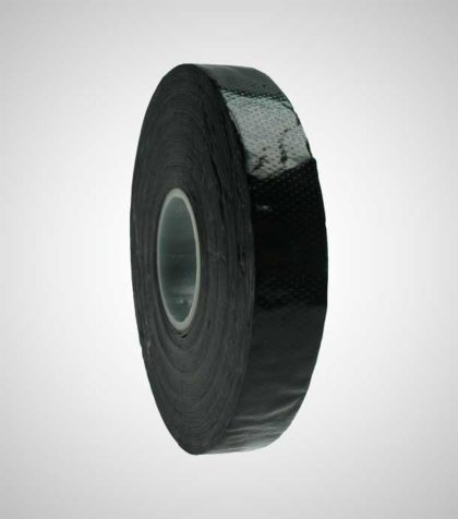 Rubberband Black 19 mm