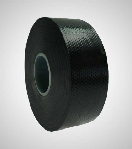 Rubberband Black 38 mm