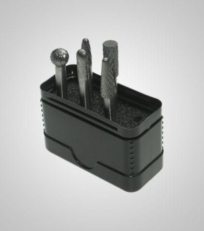 Carbide Burr Set Blackbox (5 delar/parts)