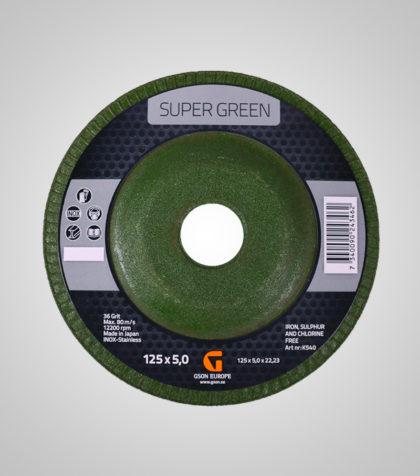Super Green 125