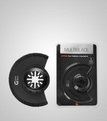M580 Multiblade Half Round Carbide