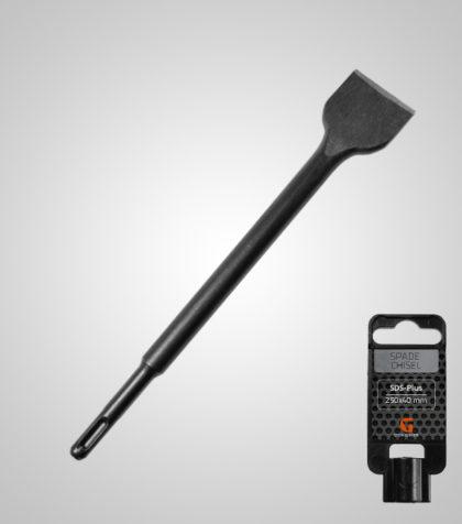 SDS-Plus Spade Chisel