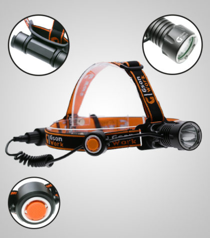 LED Headlight CREE XM-L 2