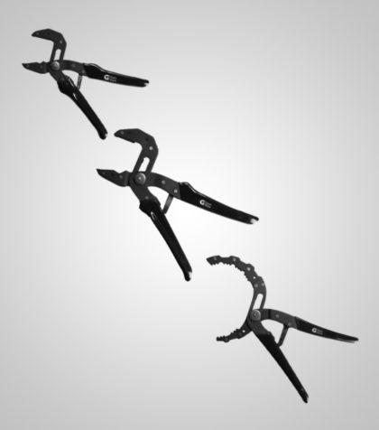 Power Grip Set (3 delar/parts)