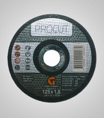 Procut 125×1.6