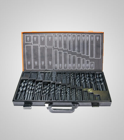 HSS-R Drill Set 1-13 mm (220 st delar/parts)