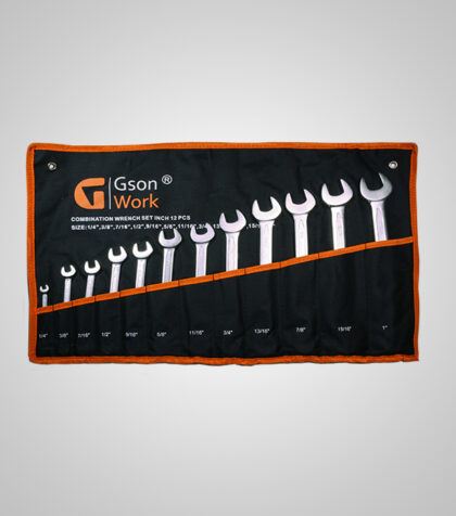 Combination Wrench Set Inch
