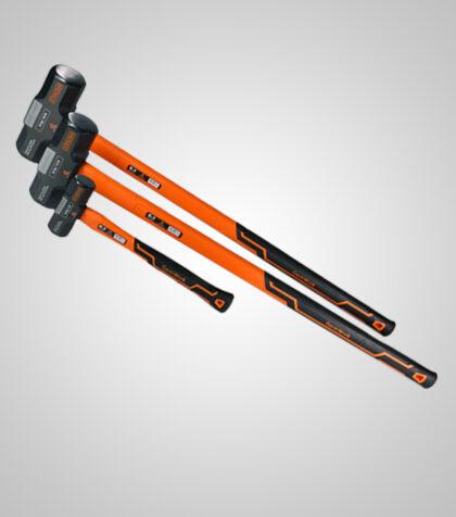 Sledge Hammer TRP Fiberglass Handle Set 1,35 kg ( 3LB ), 5,4 kg ( 12LB ), 7,2 kg ( 16LB )