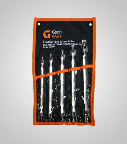 Flexible Torx Wrench Set