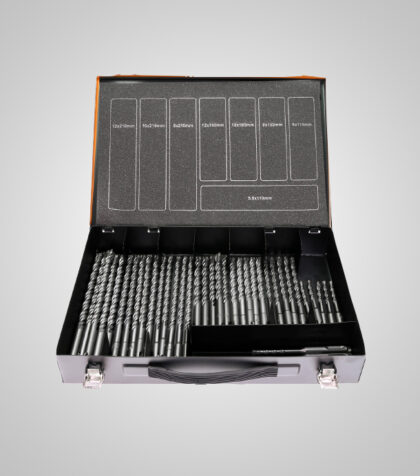 4Cut ECO SDS drill Set (40 delar/parts)