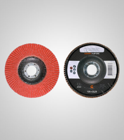 Ceramic Flap Disc (40 grit)