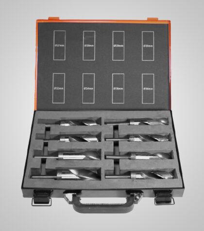 HSS-G Reduced Drill (8 delar/parts)